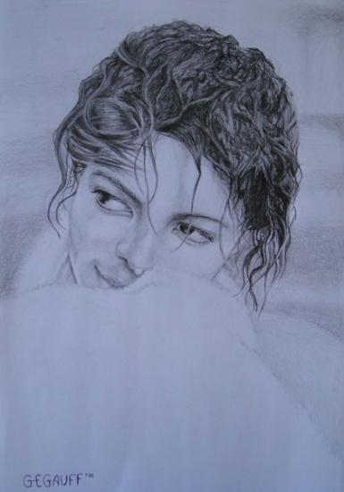 Michael Jackson by Elise